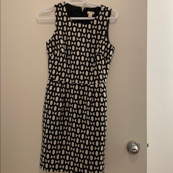Cute j crew a line dress for sale